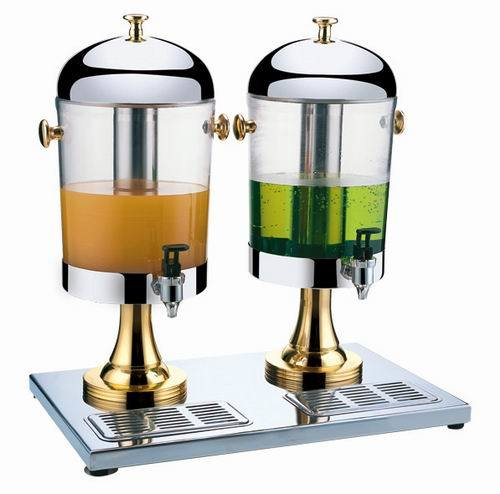 Triple Cold Juice Dispenser