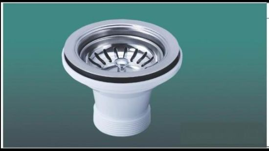Kitchen Sink Basin Strainer Drainer Drain Waste Plug