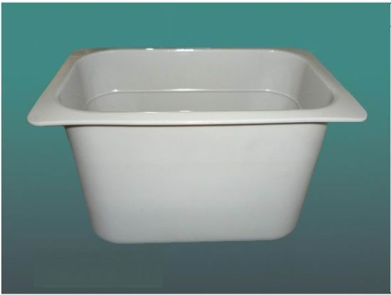 Overmount Single Bowl Kitchen Sink