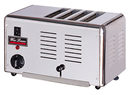 China Best Rated 4 Slice Toaster