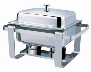 Stainless Steel Rectangular Chafing Dish
