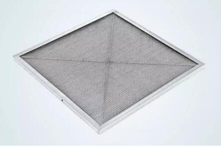 Metal Cooker Hood Mesh Grease Filter