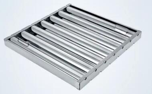 Stainless Steel Exhaust Hood Filters