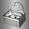 China Drop in Single Bowl Stainless Steel Sinks