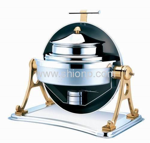 Stainless Steel Round Chafing Dish