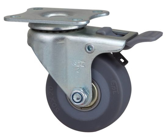 "China Small Swivel Casters Mini 2"" 35kg"