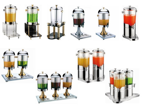 China Fruit Juice Dispenser
