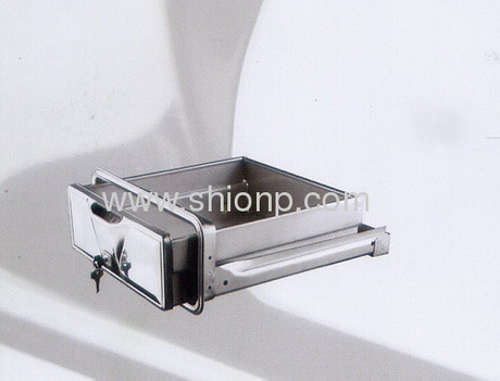 Stainless Steel Outdoor Drawers